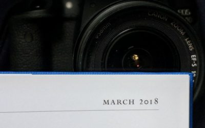 Photo a day collection – March 2018
