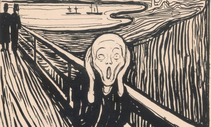 Jaw exercises – The Scream