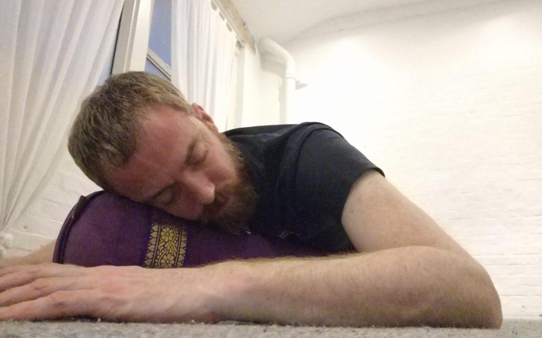 Being a bad yogi