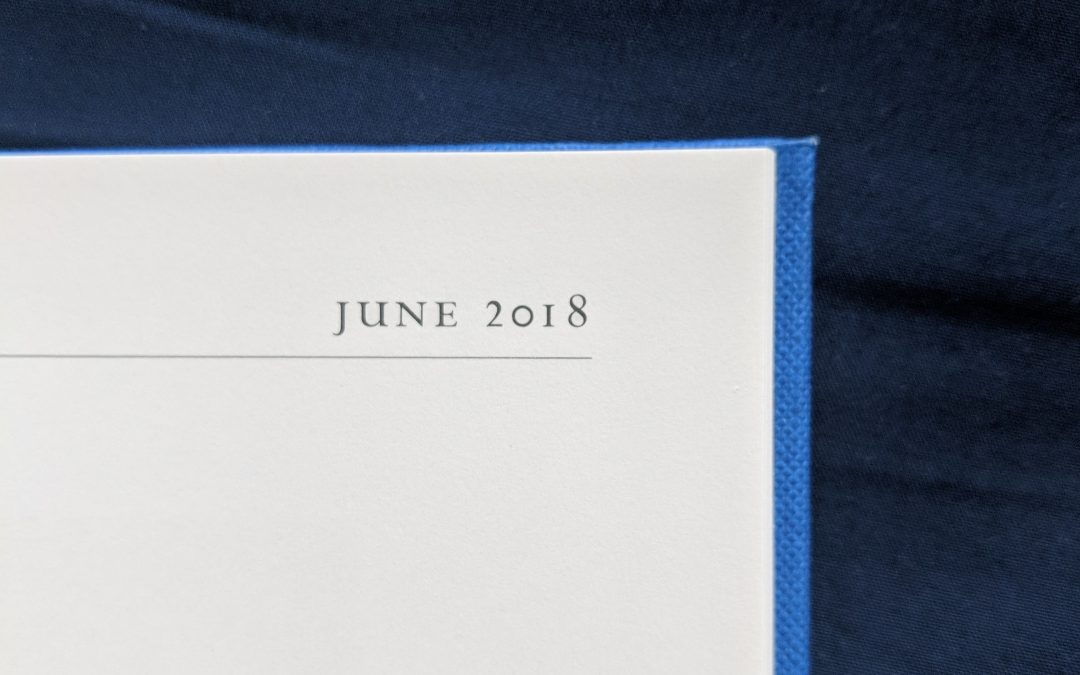 Photo a Day Collection – June 2018