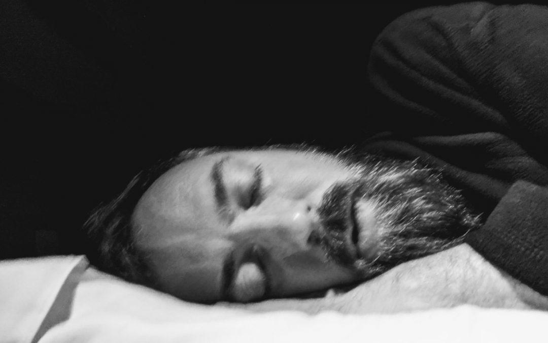 To sleep, perchance to dream…