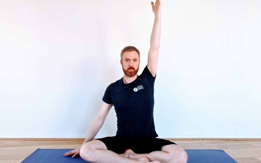 Flank and low back – QL stretch